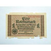 1 рейхсмарка 1940-1945 гг.