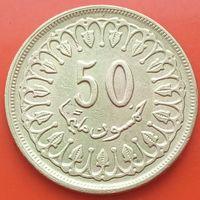 50 миллимов 1960 ТУНИС