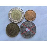 Монеты Египта (2)