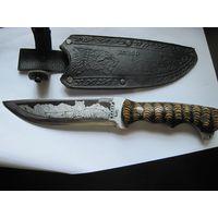 Нож охотничий Хазар(Кизляр).