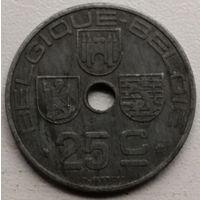 Бельгия 25 сантим 1942