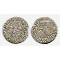 Полторак 1620 г. Быдгощ. Сигизмунд III Ваза. - (в дате Z вместо 2 (16Z0))