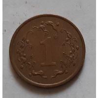1 цент 1986 г. Зимбабве