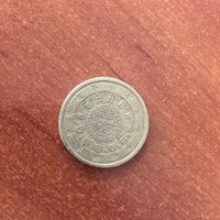Португалия, 50 евроцентов 2002