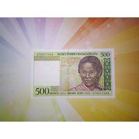 Мадагаскар 500 франков