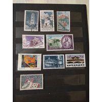 9 марок Франции архитектура (3-11)
