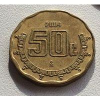 50 сентаво 2004