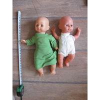 Кукла малыш 2шт