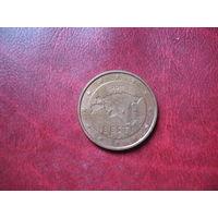 5 центов 2011 год Эстония