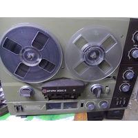 Магнитофон САТУРН 202С-2.