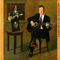 "Eric Clapton ""Me And Mr Johnson"" (Audio CD - 2004)"