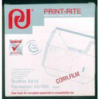 Кассета с лентой для печатных машин