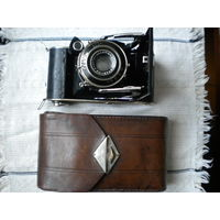 Старинный фотоаппарат    Agfa  BILLY-RECORD