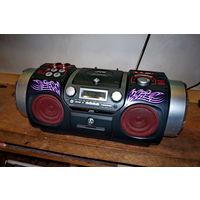 Магнитофон JVC RV-DP200. Обмен