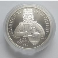 "Австрия. 100 шиллингов 1996 год. ""Леопольд III Бабенберг"""