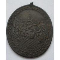 Нательный медальон - Успение пресвятой богородицы