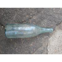 Бутылка. Редкое клеймо. Вторая мировая.
