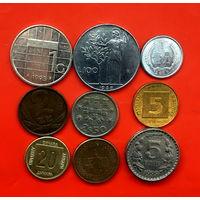 9 монеток - 9 стран. #83 Старт с 10 копеек