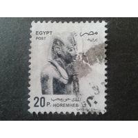 Египет 1997 фараон Хоремхеб