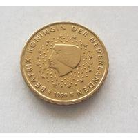 10 евроцентов 1999 Нидерланды
