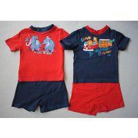 Пижама на лето англ.фирмы Gherokee 12-18 мес 80-86 см