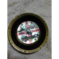 Грузия сувенирная тарелочка. ТЕЛАВИ. распродажа