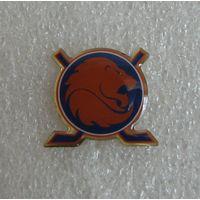 Официальный значок федерации хоккея Нидерландов