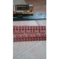 Комплект резиновых контактов для синтезатора Ямаха ПСР 220 520 620 и т.д