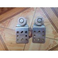 Ролики для навесных дверей шкаф-купе