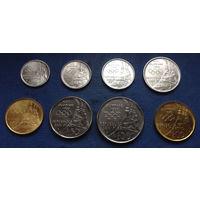 Сан-Марино 1, 2, 5, 10, 20, 50, 100, 200 лир 1980 Олимпийские игры
