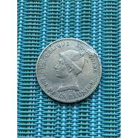 Реюньон 50 сентим 1896 г . Очень редкая