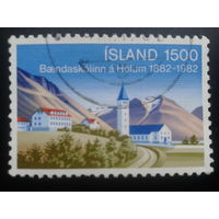 Исландия 1982 100 лет поселку