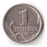 1 копейка 2006 ММД М РФ Россия