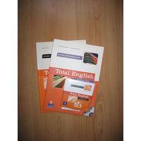 Учебник английского языка TOTAL ENGLISH UPPER INTERMEDIATE комплект