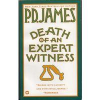 P.D. James. Death of an Expert Witness