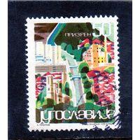 Югославия.Ми-1128. Город Призрен.1957.