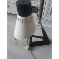 Винтажная настольная лампа ССР