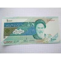 ИРАН 10 000 РИАЛОВ  UNC