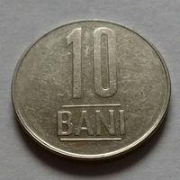 10 бани, Румыния 2008 г.
