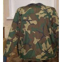 Куртка утеплённая (телогрейка) камуфлированная
