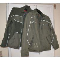 Куртка подростковая (две в одной). Рост 170