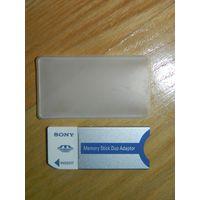 Адаптер для sandisk memory stick duo, Sony, новый, оригинал