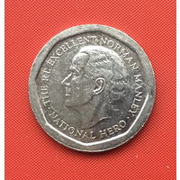 75-20 Ямайка, 5 долларов 1996 г.