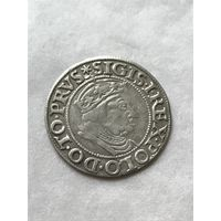Грош 1538(2) Гданьск