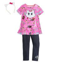 Комплект Disney: Marie Dress and Leggings 2 года
