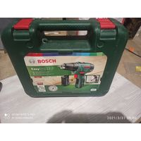 Дрель-шуруповерт Bosch EasyDrill 12-2 [060397290X] без мц