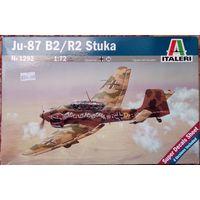 Модель самолёта_ITALERI Ju-52 B2/S2 Stuka 1:72 #1292