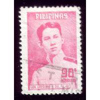 1 марка 1975 год Филиппины 1143