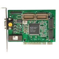 Ретро-видеокарта S3Trio64V+ (S3 PCI 1M)