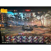 Продам жирный аккаунт в World of Tanks